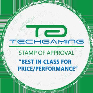 TechGaming Award