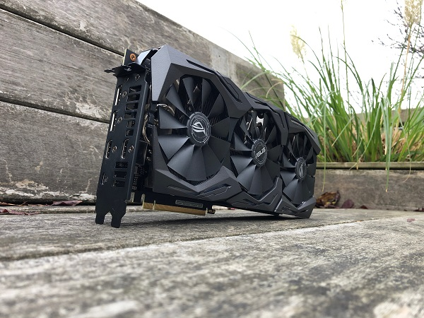 Asus ROG Strix GeForce RTX 2070 OC edition - pclinde - Userreviews