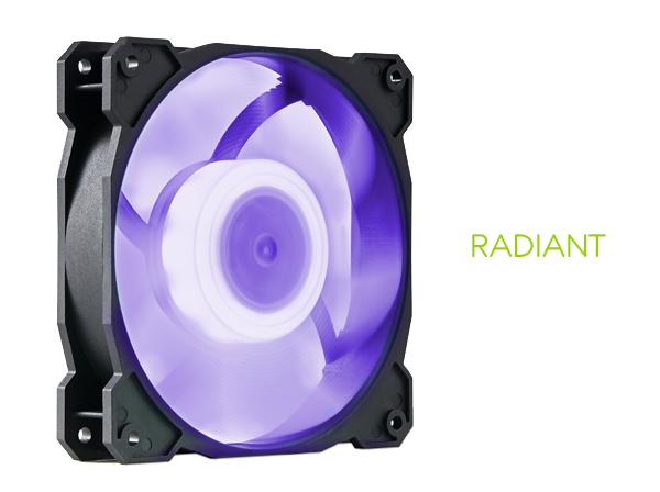 Gelid Radiant-D 120mm