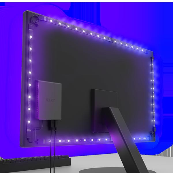 NZXT HUE 2 Ambient RGB Lighting Kit