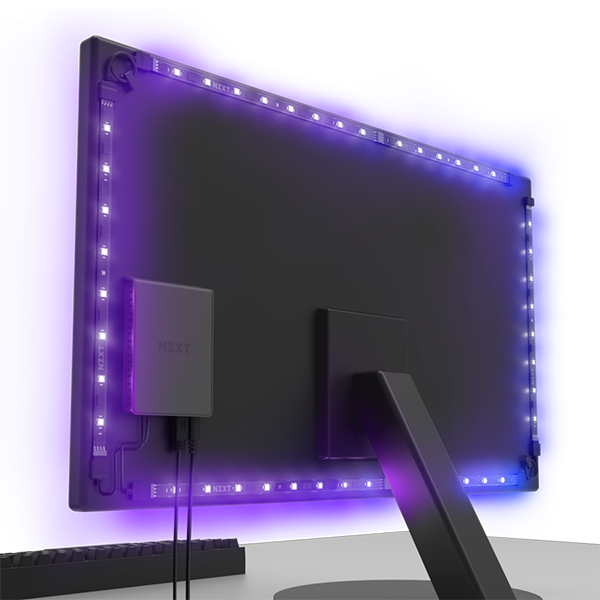 NZXT HUE 2 Ambient RGB Lighting Kit