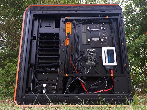 Review Be Quiet Dark Base Pro 900 Rev 2 Oranje Techgaming