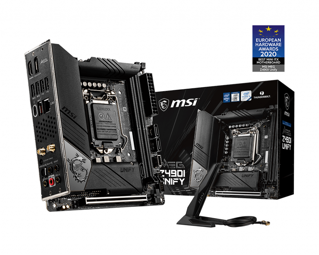 MSI MEG Z490i Unify 1