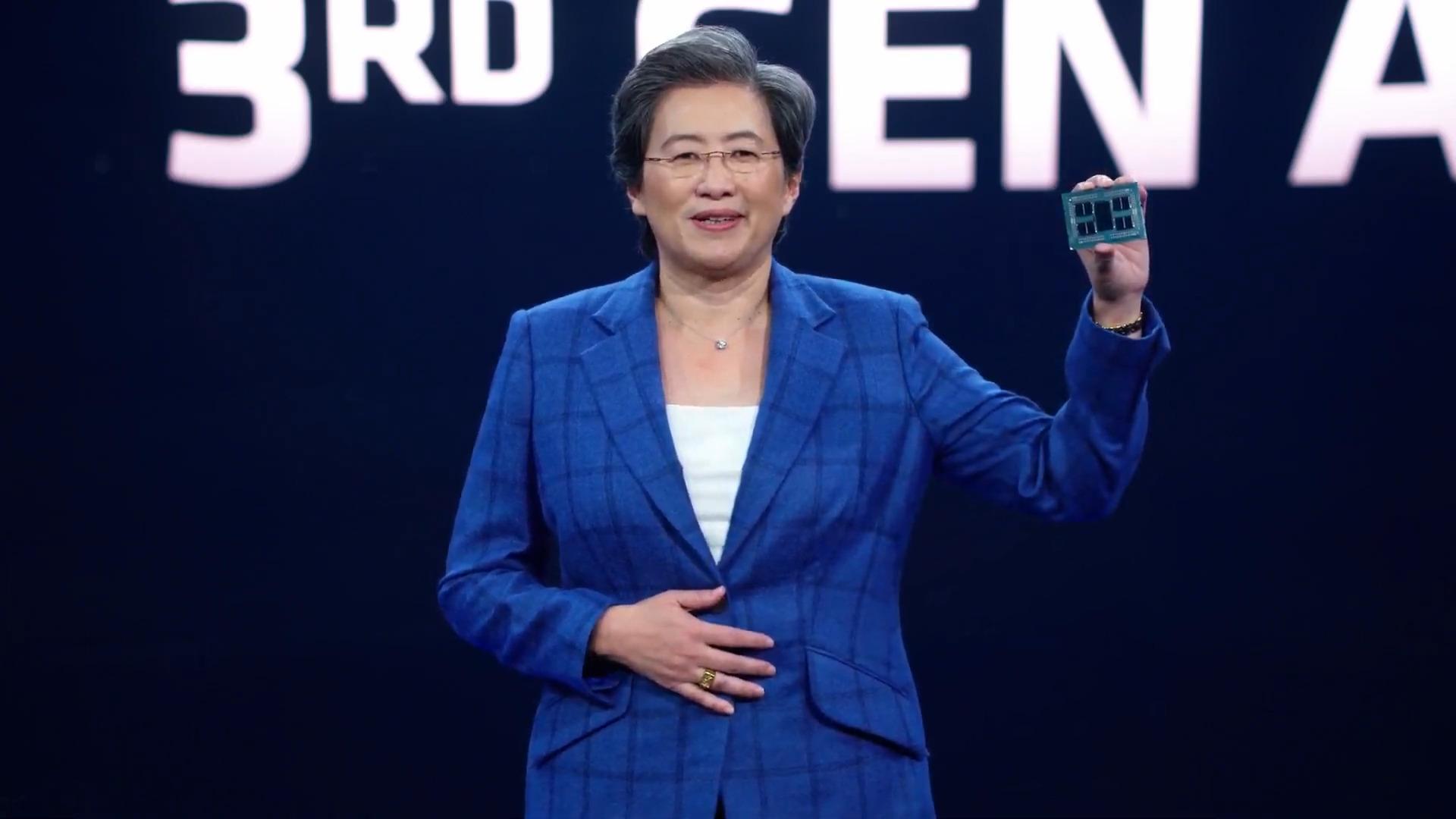 AMD EPYC Milan Zen 3